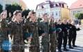 Uczniowie klas mundurowych zaprzysiężeni