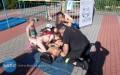 Strażacy ipolicjanci we wspólnej akcji