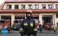 Strażacy zPSP też pomagają