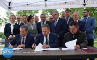 """Podpisano umowę na """"obwodnicę"""""""