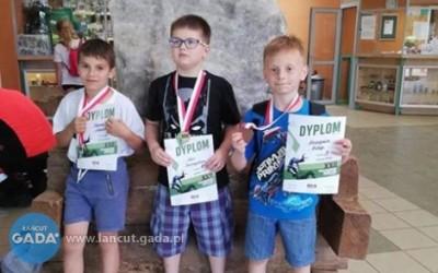 Judocy z medalami