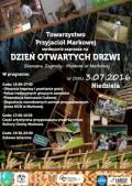 Dzień otwartych drzwi - Skansenu Zagrody - Muzeum wMarkowej