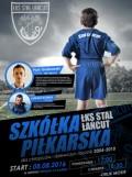 Start Szkółki Piłkarskiej STALI ŁAŃCUT dla chłopców idziewczyn