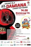 Koncerty KSU, Letni Chamski Podryw iinni. Charytatywnie dla Damiana.