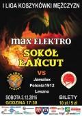 max elektro SOKÓŁ ŁAŃCUT - Jamalex Polonia 1912 Leszno