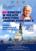 XII Koncert whołdzie Świętemu Janowi Pawłowi II