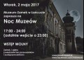 Noc Muzeów wMuzeum-Zamku wŁańcucie