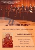 Jubileusz 35-lecia Chóru Łańcuckiej Fary