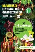 Festiwal Roślin Owadożernych włańcuckiej Storczykarni