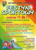Festyn Sportowy wSoninie
