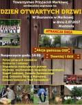 Dzień Otwartych Drzwi wSkansenie