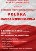 POLSKA NASZA NIEPODLEGŁA - koncert