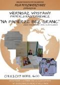 Wernisaż wystawy Patrycji Kasperkiewicz.