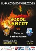 PTG Sokół Łańcut - Biofarm Basket Poznań
