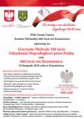 660-lecie wsi Krzemienica