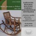 Polskie meble plecione - historia iwspółczesność