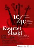 Koncert Kwartetu Śląskiego wMarkowej