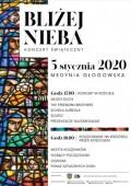 Bliżej Nieba - świąteczny koncert wMedyni Głogowskiej