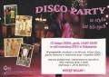 Disco Party wstylu lat 60-tych