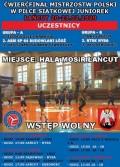 Ćwierćfinał Mistrzostw Polski juniorek wpiłce siatkowej
