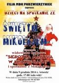 Spotkanie ze św. Mikołajem na Podzwierzyńcu