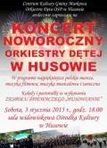 Koncert noworoczny Orkiestry Dętej zHusowa