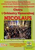 Koncert chóru NICOLAUS