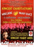 """Koncert charytatywny """"Wielkie serce nam daj"""""""