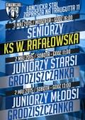 Stal Łańcut - KS Wola Rafałowska