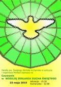 Czuwanie wWigilię Zesłania Ducha Świętego