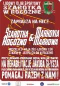 Szarotka Rogóżno - Markovia Markowa