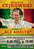 """""""ALE MEKSYK"""" - WOJCIECH CEJROWSKI"""